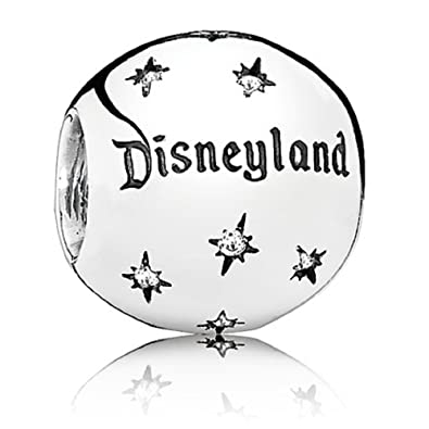 Amazon Com Disney Parks Exclusive Disneyland Resort Pandora Charm