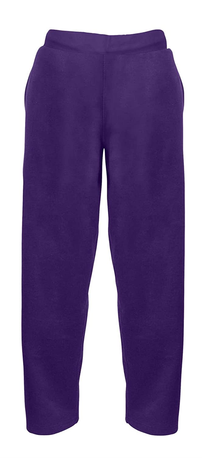 Just Hoods Kids Jog Pants Purple 7/8