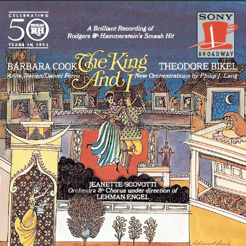 The King and I (Studio Cast Re...