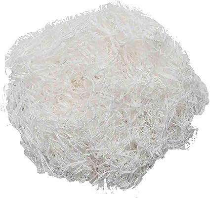 Colore Naturale per vassoio cesti regalo Pasqua EUROFIDES/® Paglietta di carta confezione da 1 kg