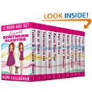 12 Book Box Set Sweet Southern Sleuths: Short Stories Cozy Mysteries Women Sleuths Series