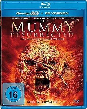 the mummy resurrected 2014 trailer