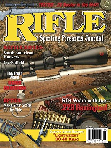 Rifle Magazine - May 2015 - Issue number 280 (Remington Rifle Sling)