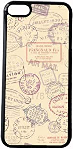 Man with Stamp Hard Abs Shell Apparent Compatible for Apple iPod Touch 6