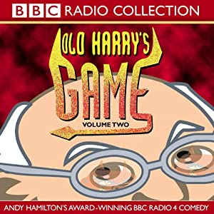 Old Harry's Game Radio/TV Program