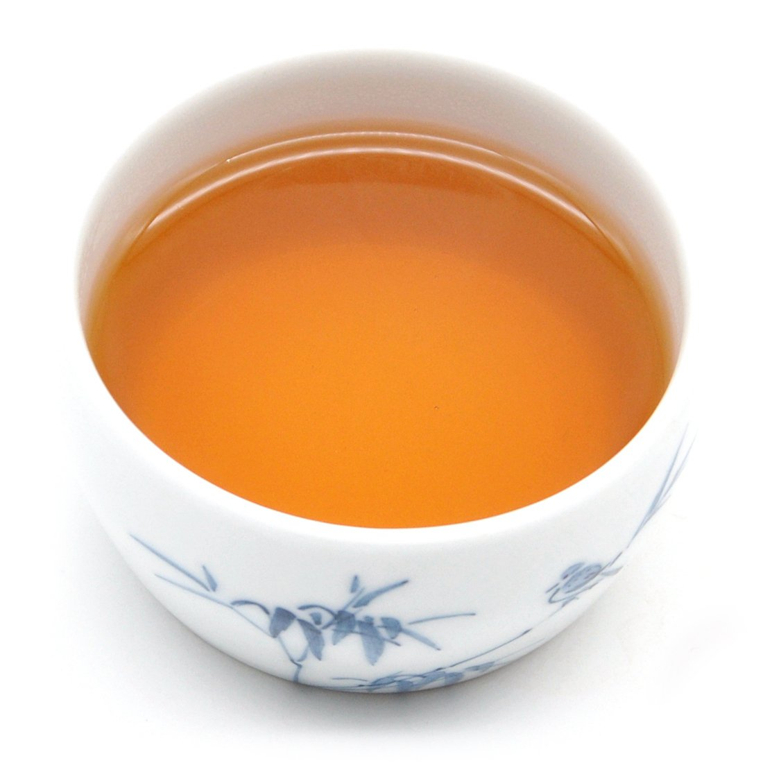Cha Wu-[B] Lapsang Souchong Black Tea Loose Leaf,3.5oz/100g,No Smoky Taste,WuYi HongCha,Chinese KungFu Red Tea