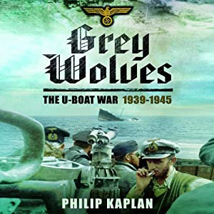 Grey Wolves Audiobook