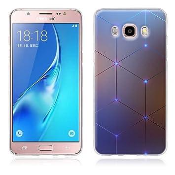 fubaoda Samsung Galaxy J5 2016 Funda Serie de la Pintura ...