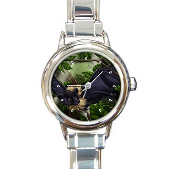 Relojes de pulsera ES DIB046 Vampire Bat Italian charm wrist watch
