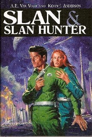 book cover of Slan / Slan Hunter