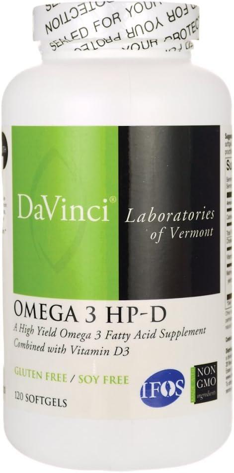 Omega 3 HP-D 120 Gels