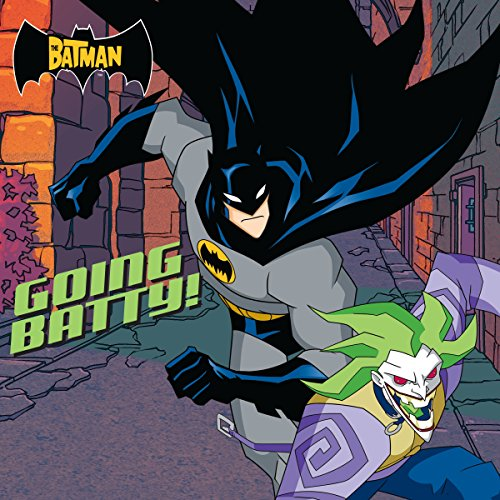 (The Batman: Going Batty)