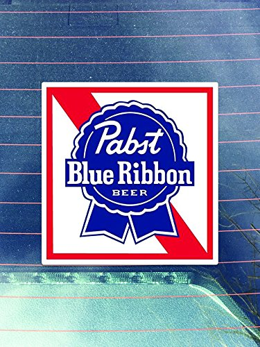 pd008-2-pack-pabst-blue-ribbon-decal-sticker-4-inch-premium-quality-vinyl-decal-sticker
