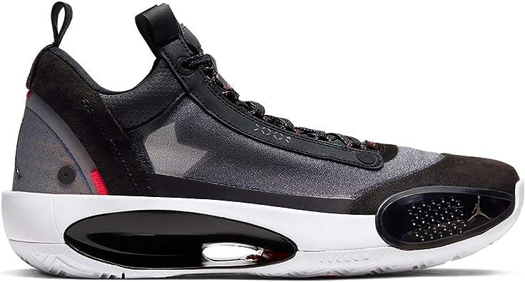 Air Jordan Xxxiv Low Basketball Shoe Mens Cu3473-001
