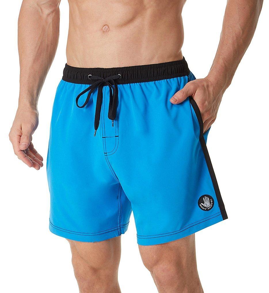 5db7e91f6c0b1 Galleon - Body Glove Men's Vapor Twinner 4-Way Stretch 17 Inch Volley Swim  Trunk, Blue, S/P