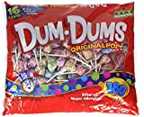 Dum Dum Pops 180 ct bag - assorted flavors