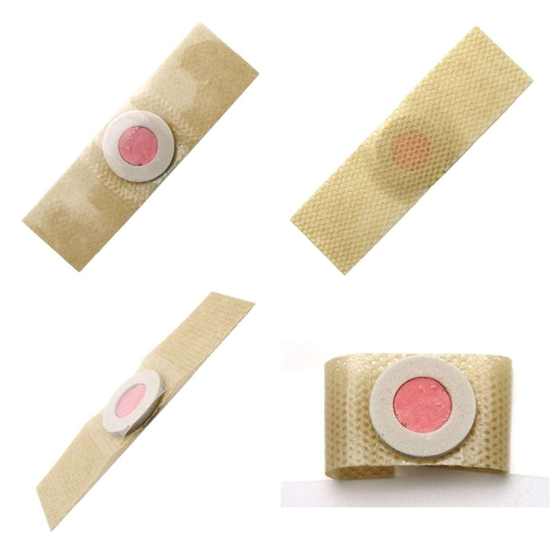 COOCLE Corn Removal Patch, Foot Corn Removal Calluses Pads, Salicylic Acid Relaxation Pain Relief Feet Massager