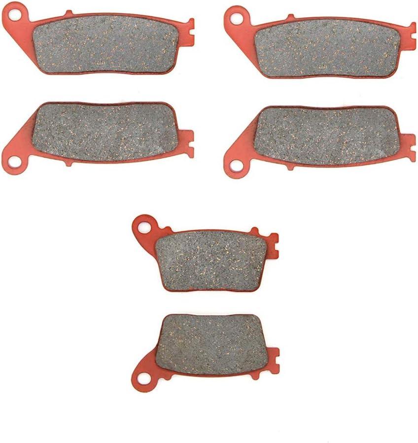 FB//FC MEXITAL Pastiglie freno Ceramica organico Anteriori per CB 600 F Hornet 11-13 // CBR 600 F F7//F8//F9//FA//FB//FC 07-13