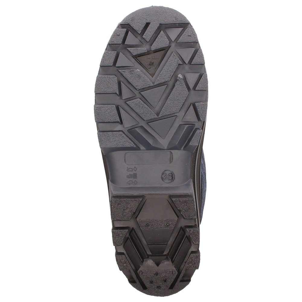 BOWS® -LIV- Damen Damen Damen Mädchen Jungen Winter Stiefel Schnee Schuhe Snow Stiefel Schlupfstiefel Warmfutter wasserdicht 7ec7fc