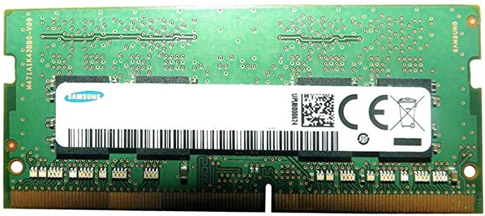 Samsung 4GB DDR4 PC4-21300, 2666MHZ, 260 PIN SODIMM, 1.2V, CL 19 Laptop ram Memory Module