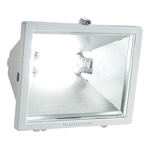 Utilitech 9 inch 1 head halogen white switch controlled flood light utilitech 9 inch 1 head halogen white switch controlled flood light security mozeypictures Images