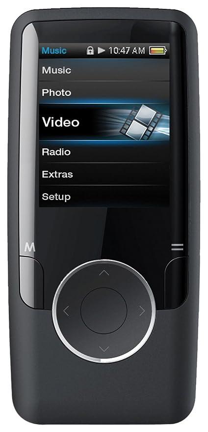 amazon com coby mp620 4gblk 4 gb video mp3 player with fm radio rh amazon com