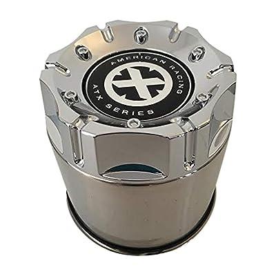 American Racing ATX 1441000011 855C05 S1210-29 Chrome Wheel Center Cap: Automotive
