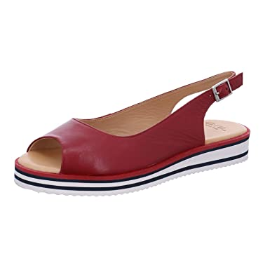 ARA Damen Sandaletten Durban 12 14732 05 05 rot 662967