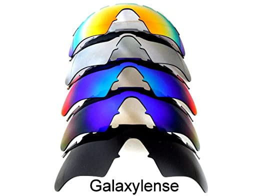 7c88f09fb0d Image Unavailable. Image not available for. Color  Galaxy Replacement Lenses  For Oakley M Frame Heater Vented ...