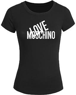 5b11f8fe19414 Moschino T-Shirt Bianca con Orsacchiotti 12M  Amazon.it  Abbigliamento