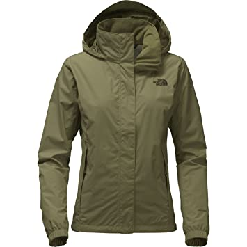 Resolve ChaquetaMujerVerde North 2 W Face Jacket hrQdCts