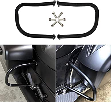 XFMT Engine Guard Crash Bar Compatible with Indian Chieftain Dark Horse Springfield 2016-2018 New