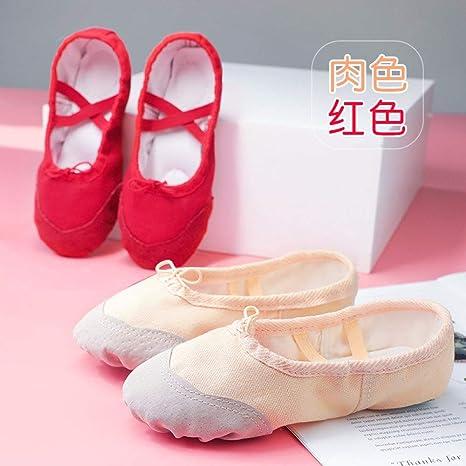 Zapatillas De Ballet,Uña De Gato Zapatos De Ballet De Pisos ...
