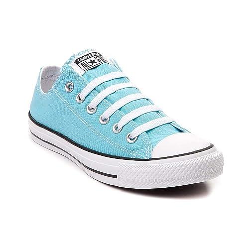 Converse Chuck Taylor All Star Lo Sneaker Light Blue (Mens 7  Womens ... 24ab776ec825