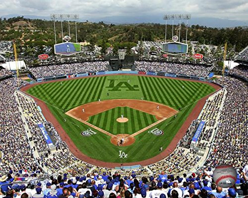 Los Angeles Dodgers Dodger Stadium MLB Photo (Size: 11