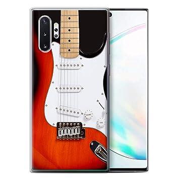 eSwish Carcasa/Funda TPU/Gel para el Samsung Galaxy Note 10 ...