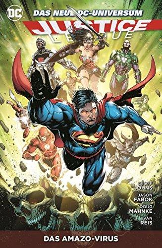 Justice League: Bd. 9: Das Amazo-Virus