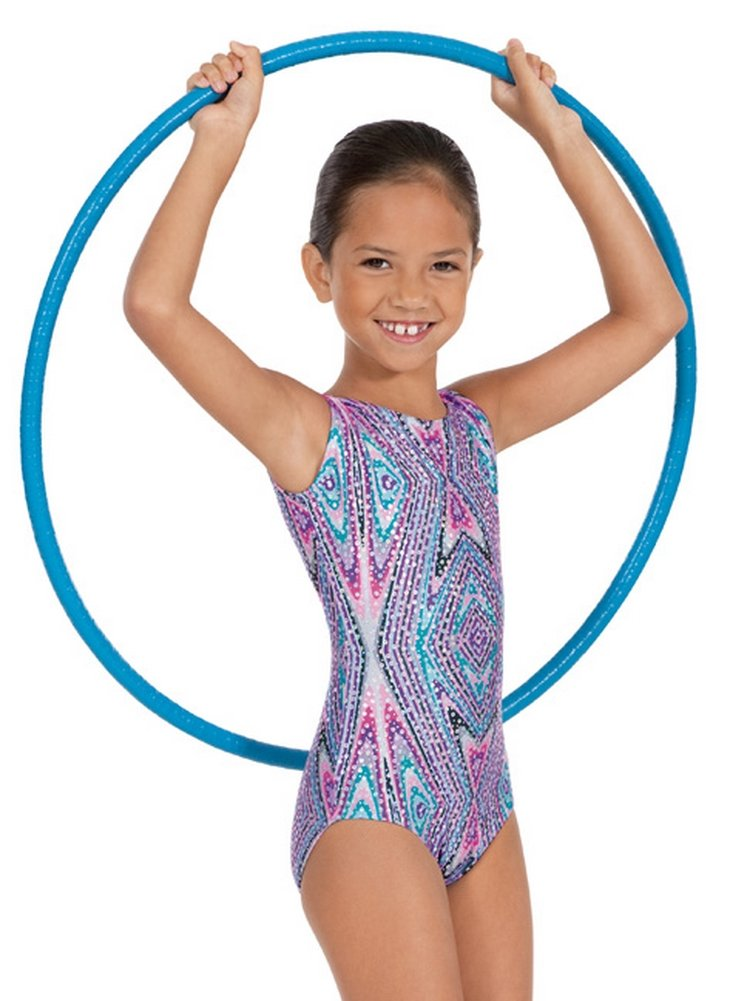 7ee818a6d Amazon.com   Eurotard Girls  2389 Child Leotard   Sports   Outdoors