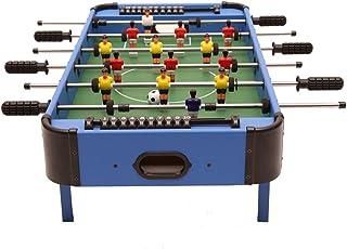 Top Jeu De Football De Table De Jeu, Station De Jouet De Football De Bureau, Planche De Football De 6 Coups, Mini Jouets D'intérieur, Jeu De Football De Famille (32.6 * 16.5 * 9.2 Pouces)