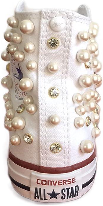 converse con perle