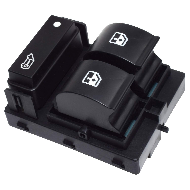 TOOGOO Interruptor De Control Triple De Ventana para Ducato Jumper Boxer 735421419