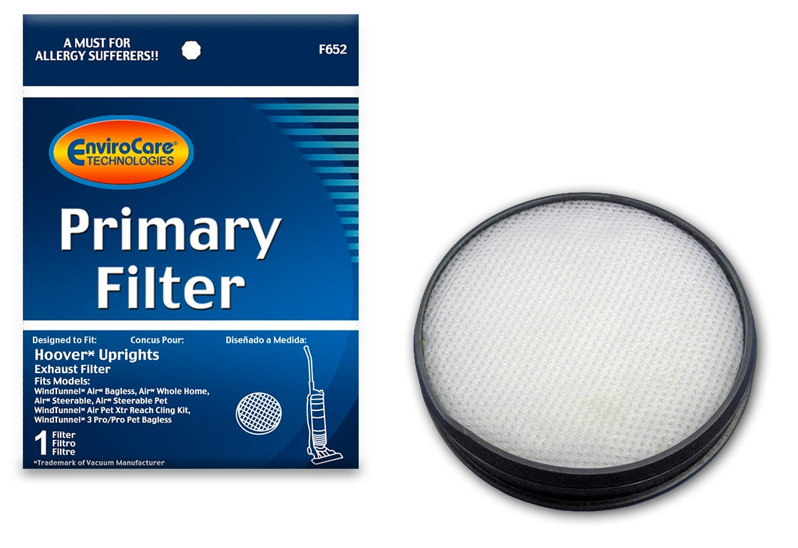 EnviroCare Replacement Pre Motor Filter for Hoover WindTunnel Air Uprights 303903001
