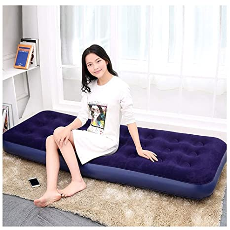 TongN-Sillones Cama de Aire Inflable Individual Sofá ...