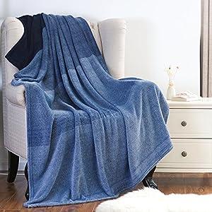 Bedsure Flannel Blanket