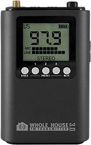 Whole House FM Transmitter 3.0