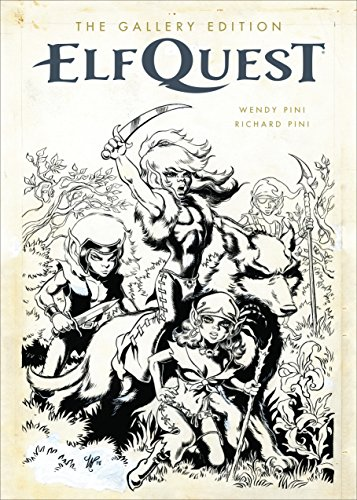Price comparison product image Elfquest: The Original Quest Gallery Edition