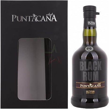 Puntacana Club Puntacana Club Black Rum 38% Vol. 0,7L In Giftbox - 700 ml