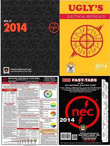 NFPA 70 : National Electrical Code (NEC), Paperback, 2014 Ed, Package by NFPA-BB-JB