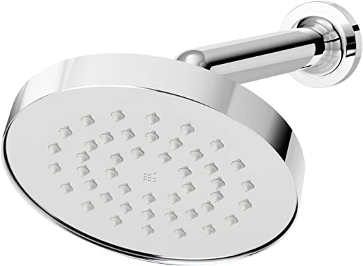 Symmons 5301-STN Museo Single Handle Shower Faucet in Satin Nickel,