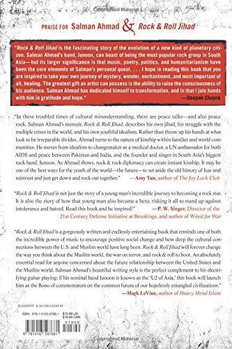 Rock Roll Jihad A Muslim Rock Stars Revolution Salman Ahmad